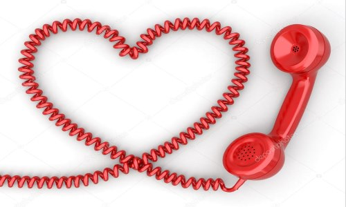 كيف تكوني رومانسية مع حبيبك في الهاتف