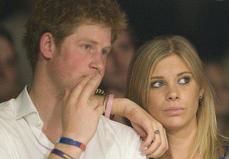 صور الفتاة التي كانت على وشك الزواج من الأمير هاري