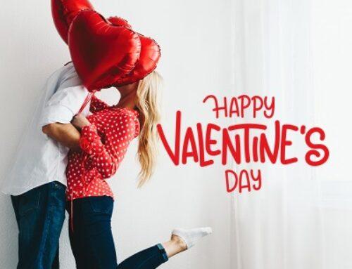 رسائل عيد الحب قصيرة كلها حب ورومانسية