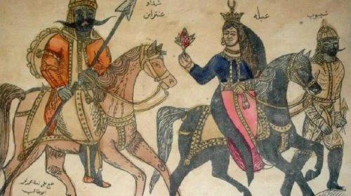 قصة حب عنتر وعبلة القصة الرومانسية العربية الأولى